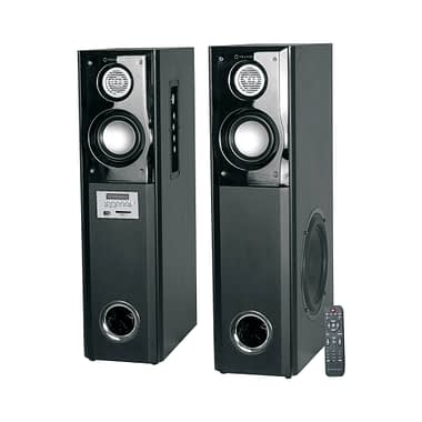TV-111 BT 2.0 Multimedia Tower Speaker - Buy Bluetooth Tower Speaker Online at Best Price | Truvison. Available at ₹12990