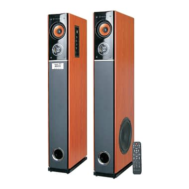 TV-333 BT 2.0 Multimedia Tower Speaker - Buy Bluetooth Tower Speaker Online at Best Price | Truvison. Available at ₹17990