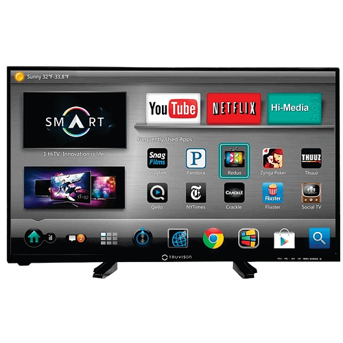 TX5579 - 55 Inch Android Smart Full HD LED TV India - HD LED TV Online at Best Price | Truvison