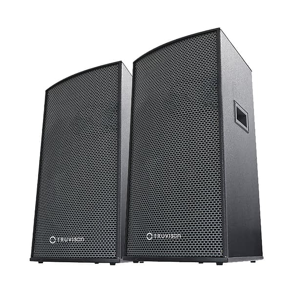 TV-DJ Power House 2.0 Multimedia Tower Speaker - Buy Bluetooth Tower Speaker Online at Best Price | Truvison