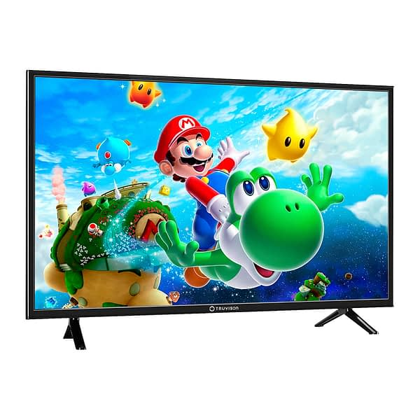 TW2462 - 24 inch Android Full HD LED TV with inbuilt NES Games - Truvison | Latest LED TV Online at Best Price