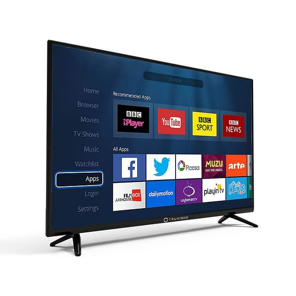 TX55101 - 55 Inch 4K Ultra HD LED TV India - Smart LED TV Online at Best Price | Truvison