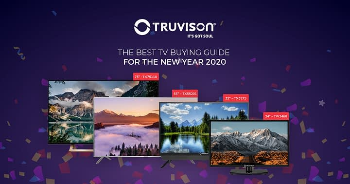 The best TV buying guide for the New Year 2020