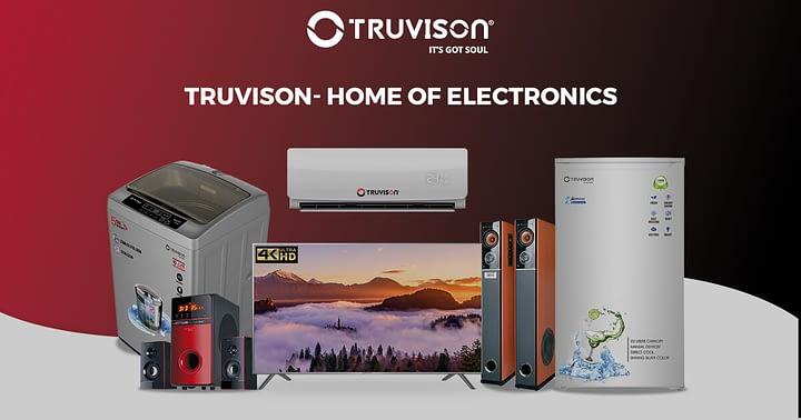 Truvison- Home of Electronics