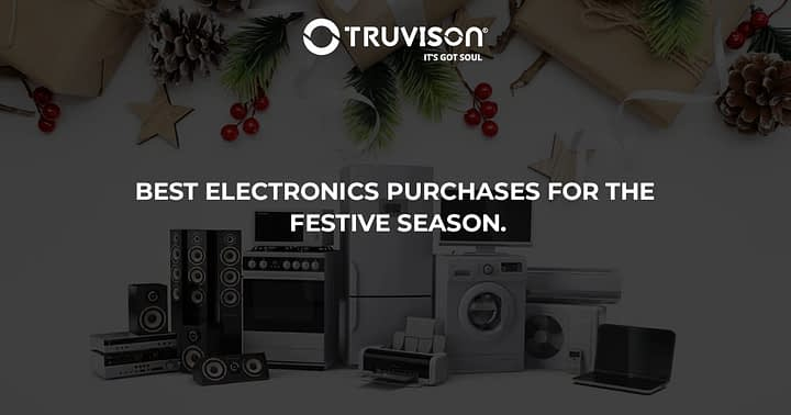 Best Electronics Purchases for the festive Season
