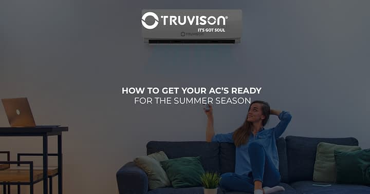 How to get your AC's ready for the summer season