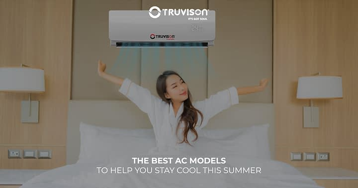 The best AC models to help you stay cool this summer