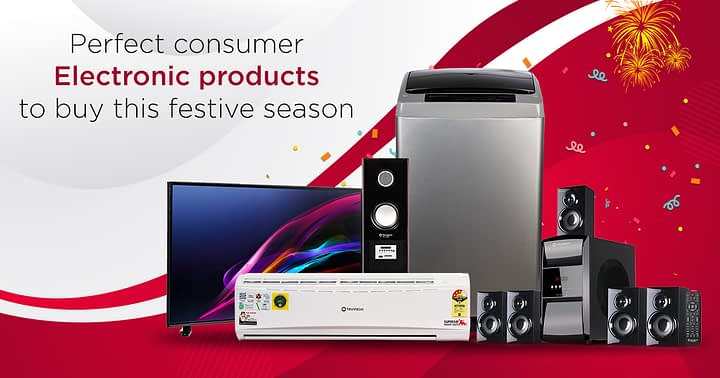 Perfect consumer electronic products to buy this festive season