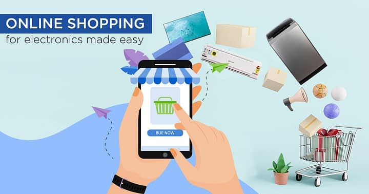 Online shopping for electronics made easy